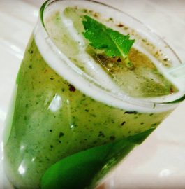 Kaccha Aaam Panna - Summer Mocktail