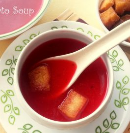 Tomato Soup in 20 mins Recipe
