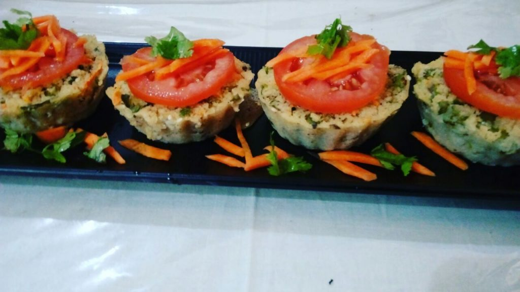 Vegetable Muffins Recipe