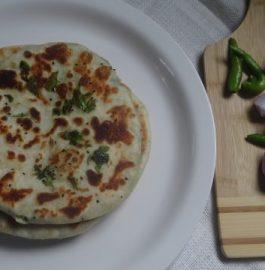 Aloo Kulche Recipe