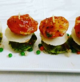 Idli Sandwich Recipe