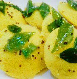 Idly & Dhokla Recipe