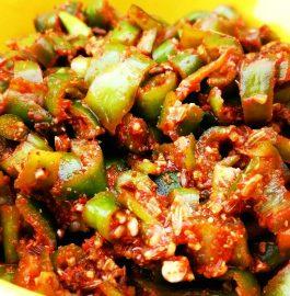 Nimbu Mirch (Lemon Chili) Recipe