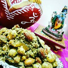 Dhania Panjiri Recipe