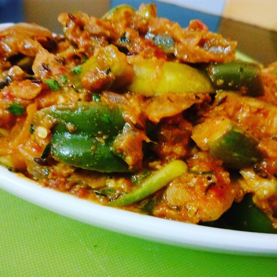Tindora (Ivy gourd) ki Sabji Recipe