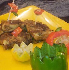 Bhapa Kasundi Paneer Tikka Recipe