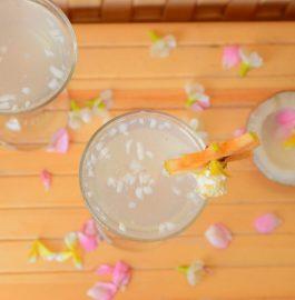 Coconut Kewra Drink Recipe
