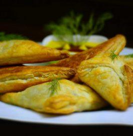 Potato Puffs Pastry Recipe