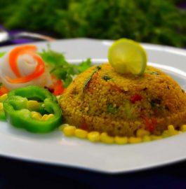 Daliya Pulav Recipe