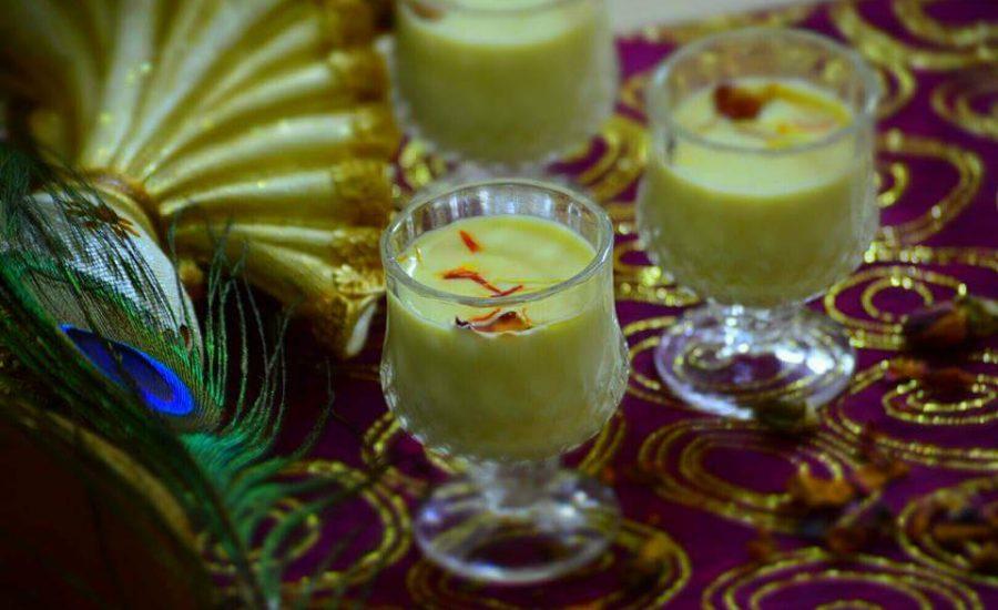 Thandai Recipe