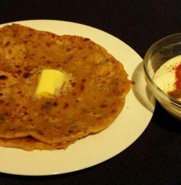 Mooli Paratha (Radish Paratha) Recipe