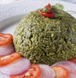 Palak Khichdi Recipe