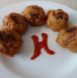 Aloo Bonda (Potato Dumplings) Recipe
