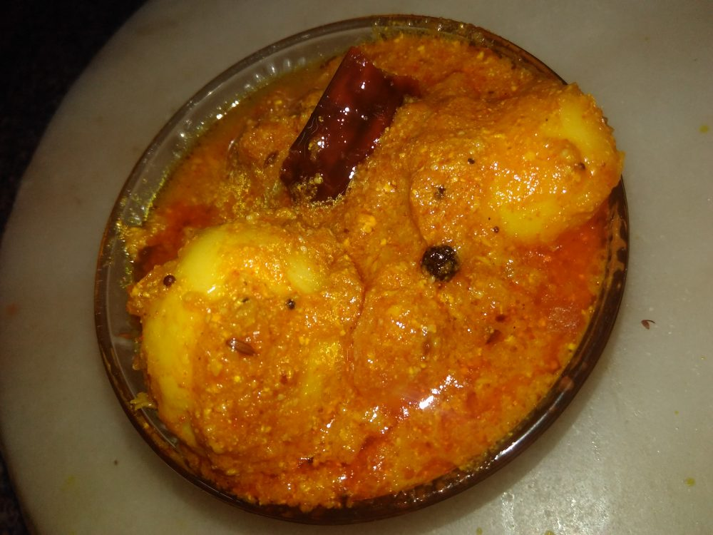 Dum Aalu Recipe