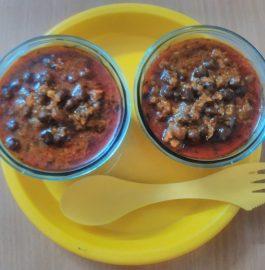 Soya Granules and Kale Chane ki Sabzi Recipe