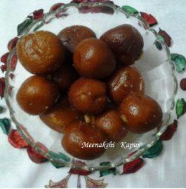 Apple Gulab Jamun Recipe