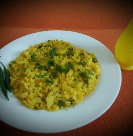 Kanda Poha Recipe