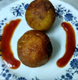 Brown Rice BlackChana Cauliflower Kofta Recipe