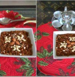 Laapsi ( Bhagwan Prasadam) Recipe