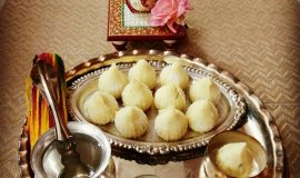 Milk Powder Modak Recipe