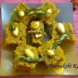 Oats Sooji Dhokla Recipe