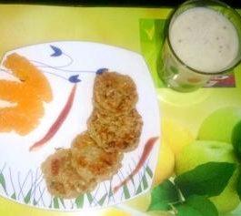 Soya Oats Pancakes Recipe