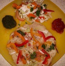 Veg Rava Uttapam Recipe