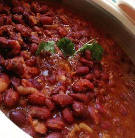 Punjabi Rajma Recipe