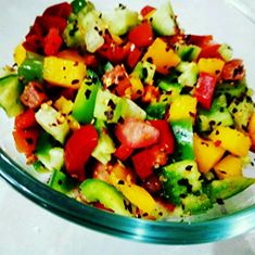 Arebian Salad Recipe