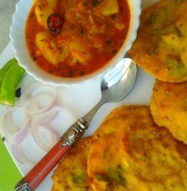 Bedmi Poori with Aloo Sabji Recipe