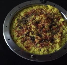 Corn Dhokla Recipe