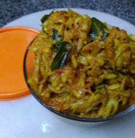 Lauki (Bottlegourd) ki Sabzi Recipe