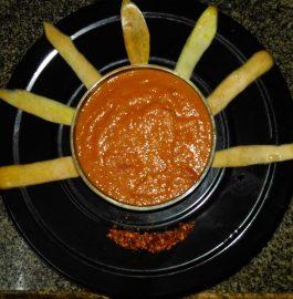 Kaachri Red Chilies Chutney Recipe