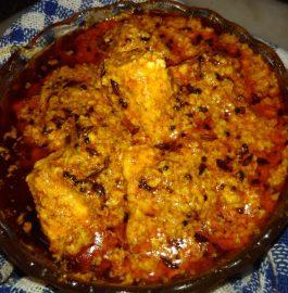 Achaari Paneer Sabzi Recipe