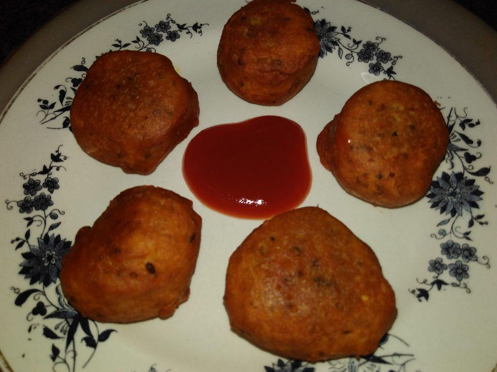 Achari Paneer Pakora Recipe