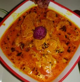 Ratalu (Purple Yam) Nawabi Recipe