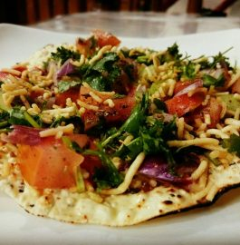Masala Papad - Instant Tasty Snack