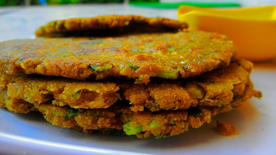 Multi Grain Radish Leaves(Mooli) Paratha Recipe