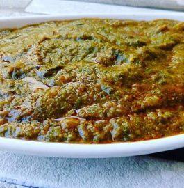 Punjabi Sarson ka Saag Recipe
