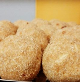 Whole Wheat Ladoos Recipe