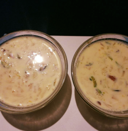 Apple ki Kheer / Sev ki Kheer Recipe
