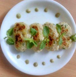 Arbi Ke Kabab Recipe