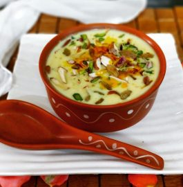 Kheer - Popular Indian Dessert Recipe