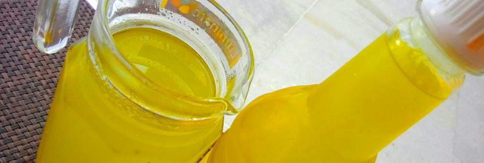 Lemon Sugar Syrup | Lemon Squash Recipe