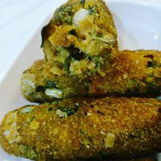 Leftover Cornflakes Seekh Kabab Recipe