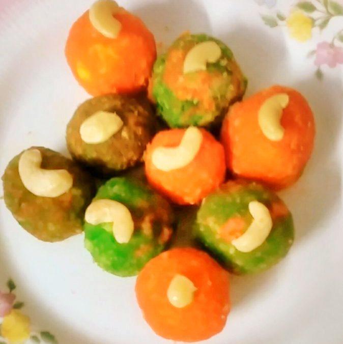 Stuffed Khoya Paneer Barfi Recipe