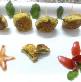 Paneer Tikka with Soya Stuffing Recipe
