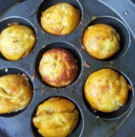 Sooji Poha Veggie Appam Recipe