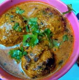 Lauki Corn ke Kofte (using Appe pan) Recipe