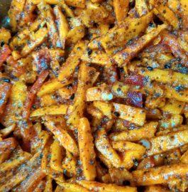 Kachhi Haldi ( Raw Turmeric) ka Achaar ( Pickle) Recipe